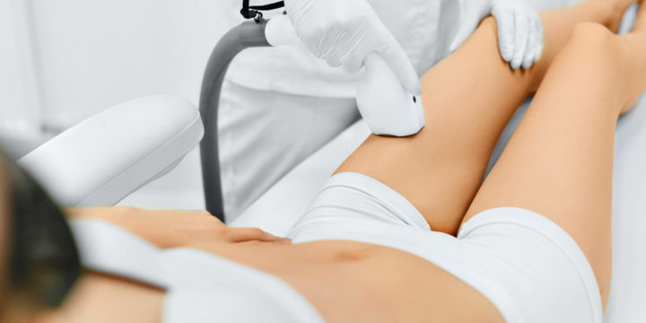 Laser & IPL Hair Removal Level 4